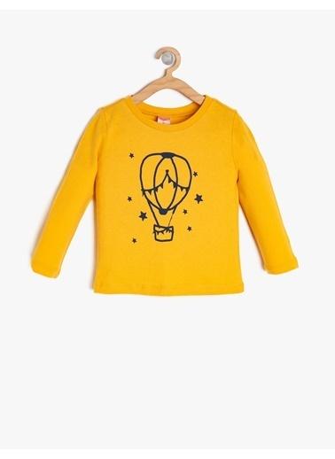 Koton Kids Tişört Fuşya